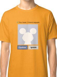 Friends? Micky Classic T-Shirt