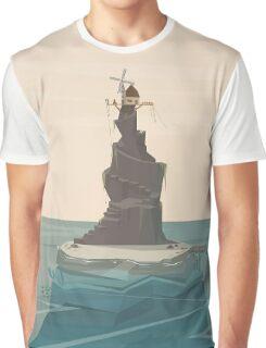 Windmill Island Graphic T-Shirt