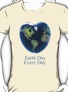 I love my earth T-Shirt