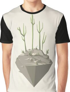 Piece of desert Graphic T-Shirt