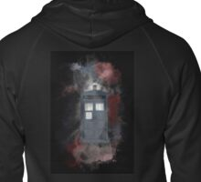 Time.And.Relative.Dimension.In.Space Zipped Hoodie