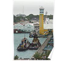 Harbor Master Poster