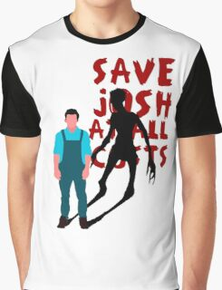 SAVE JOSH WASHINGTON! Graphic T-Shirt