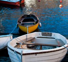 Boats in Torno by LifePictures