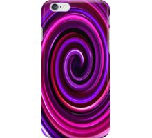 Purple Swirl IPhone & IPod case iPhone Case/Skin
