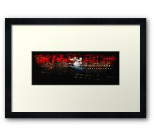 The Last Ones // Coralita Views # 1.1 Framed Print