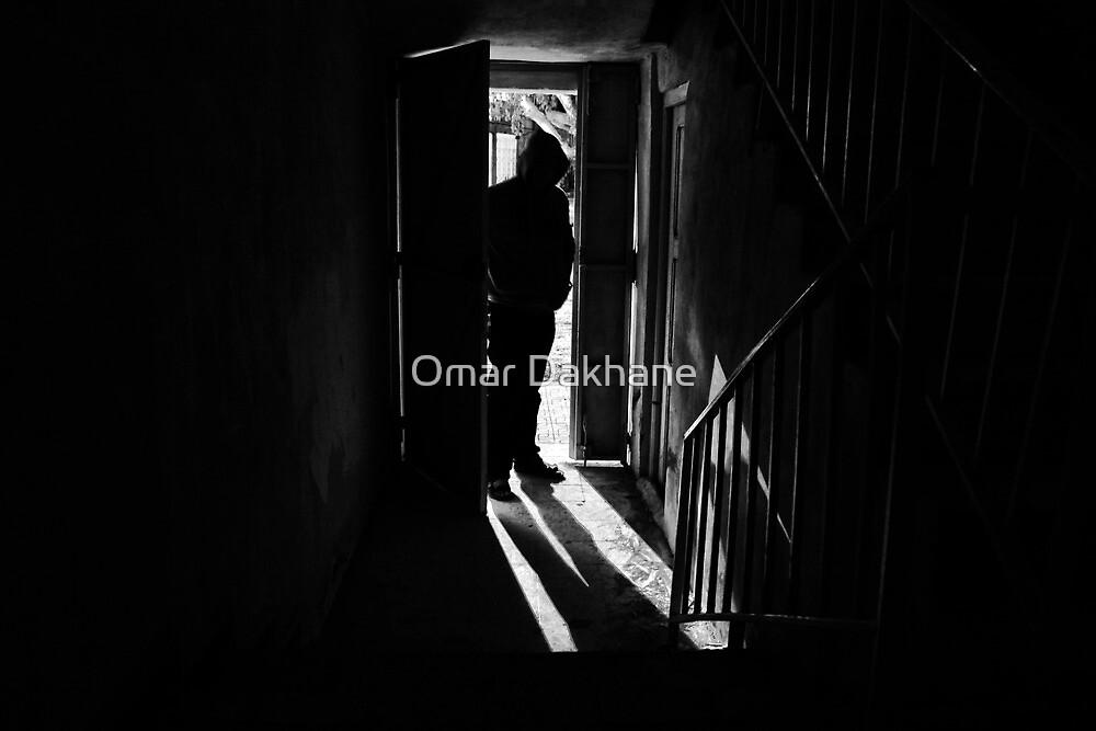 Trespasser by Omar Dakhane