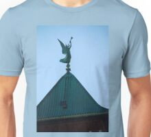 Angel of Judgement, Angel Gabriel - St. Marys Historical Church Unisex T-Shirt