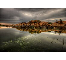 Rocky Point Wide Photographic Print