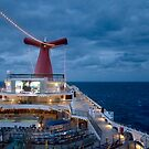 MS Carnival Freedom by iamwiley