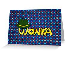 Wonka Greeting Card
