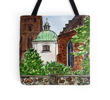 Poland,  Warsaw - Virgin Mary Church Tote Bag