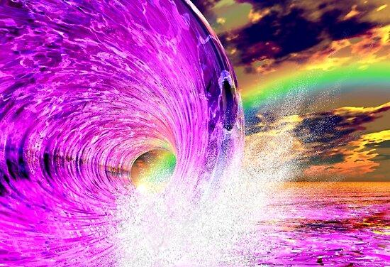 Tsunami of Emotion by XadrikXu