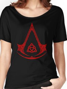 Assassins Creed Symbols Women's Relaxed Fit T-Shirt