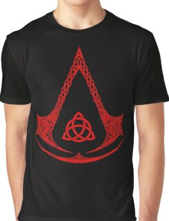 Assassins Creed Symbols Graphic T-Shirt