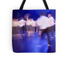 Dancers in motion  Tote Bag