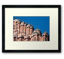 Palace Of The Winds Framed Print