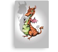 Year of Dragon Canvas Print