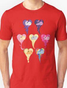 Group Heart Unisex T-Shirt