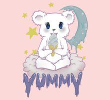 Moony Bear One Piece - Long Sleeve