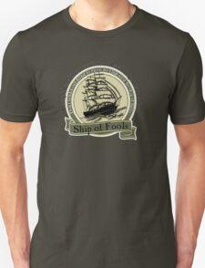 Ship of Fools - Grateful Dead Lyric T-Shirt