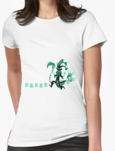 Cute Thresh Womens Fitted T-Shirt
