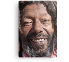 happy day with Mr Butch Metal Print