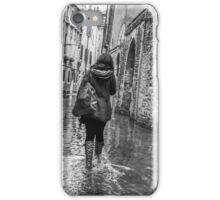 A Walk through Venice, Italy iPhone Case/Skin