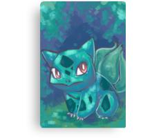 Bulbasaur. Canvas Print