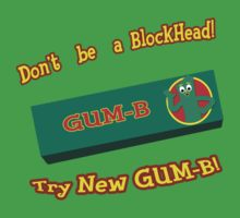 GUM-B by xleoheartx