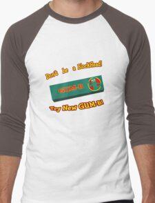 GUM-B Men's Baseball ¾ T-Shirt