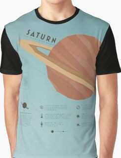 Saturn Graphic T-Shirt