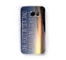 Sigh Not So Samsung Galaxy Case/Skin