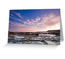 Inverloch Sunset Greeting Card