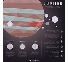 Jupiter Photographic Print
