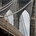 Brooklyn Bridge by Harry Oldmeadow