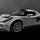 Lotus Exige  by Mike Capone