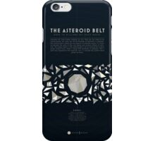 Ceres and the asteroid belt iPhone Case/Skin