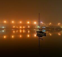Still Waters - Blackwattle Bay by Jason Ruth