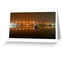 Still Waters - Blackwattle Bay Greeting Card