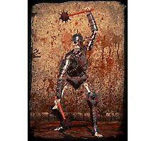 Undead Warrior Photographic Print