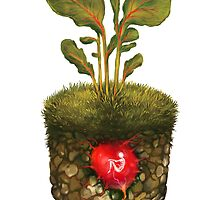 OXFAM - GROW CAMPAIGN ENTRY  by BettinaWalsh