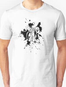 Rainbow Dash Ink Splatter T-Shirt