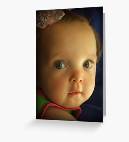 I'm Ready for My Close-Up. . . Greeting Card