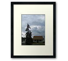 My Humble Abode  Framed Print