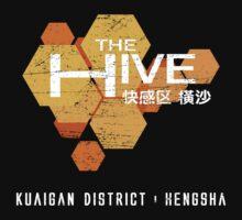 The Hive (worn look) Kids Tee