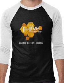 The Hive (worn look) Men's Baseball ¾ T-Shirt