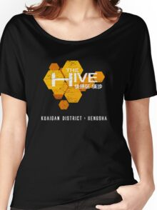 The Hive (worn look) Women's Relaxed Fit T-Shirt