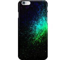 Rainbow Splotch iPhone Case/Skin