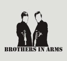 Brothers in Arms by fangeek